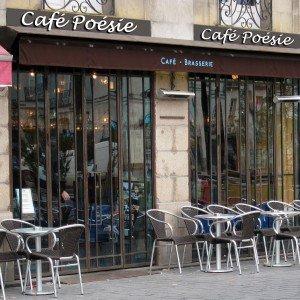 Cafés Poésie